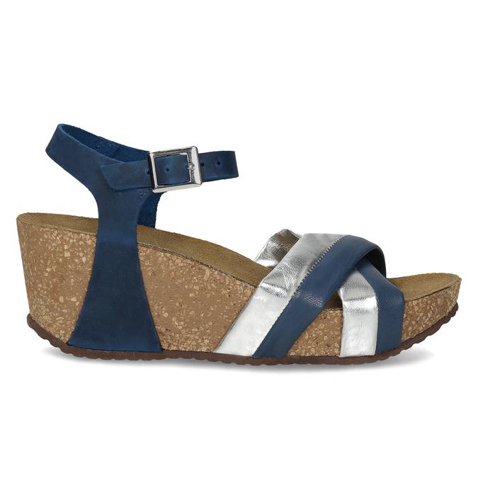 6649608 bata, niebieski, 664-9608 - 19