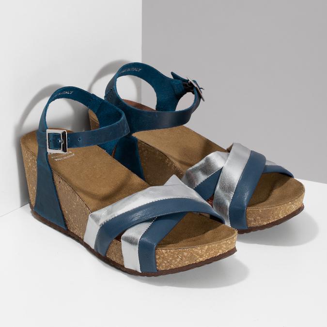 6649608 bata, niebieski, 664-9608 - 26