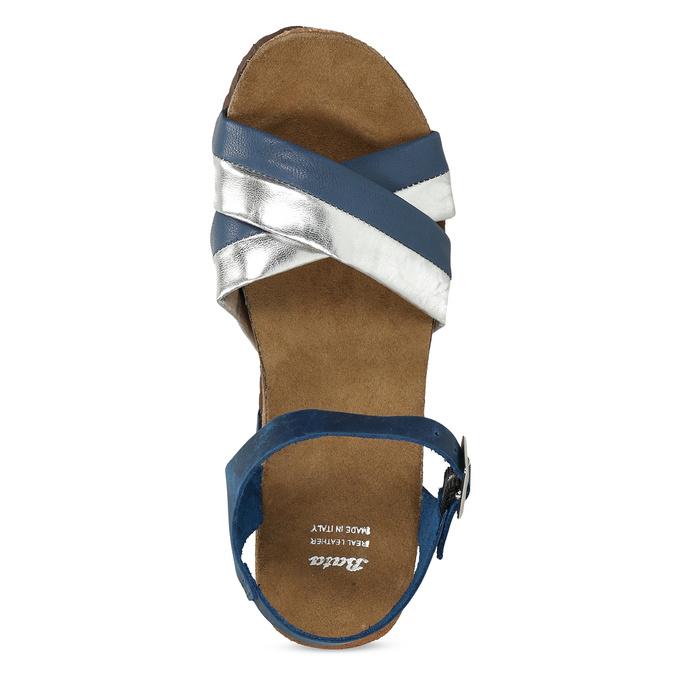 6649608 bata, niebieski, 664-9608 - 17