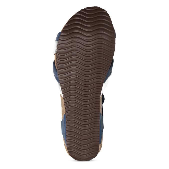 6649608 bata, niebieski, 664-9608 - 18