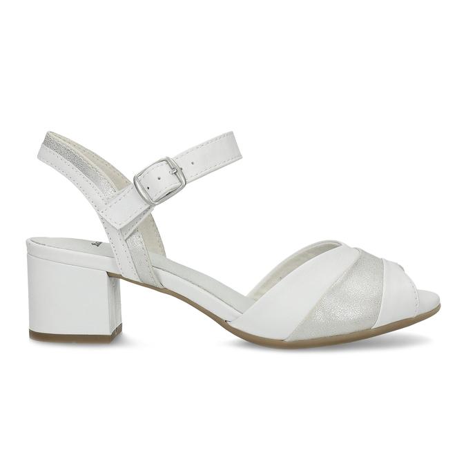 6641602 bata, biały, 664-1602 - 19