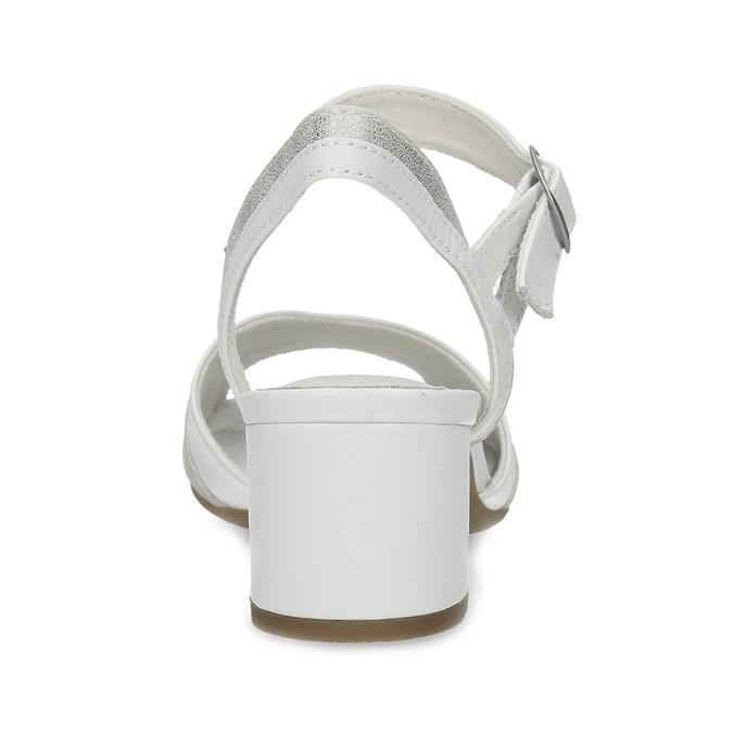 6641602 bata, biały, 664-1602 - 15