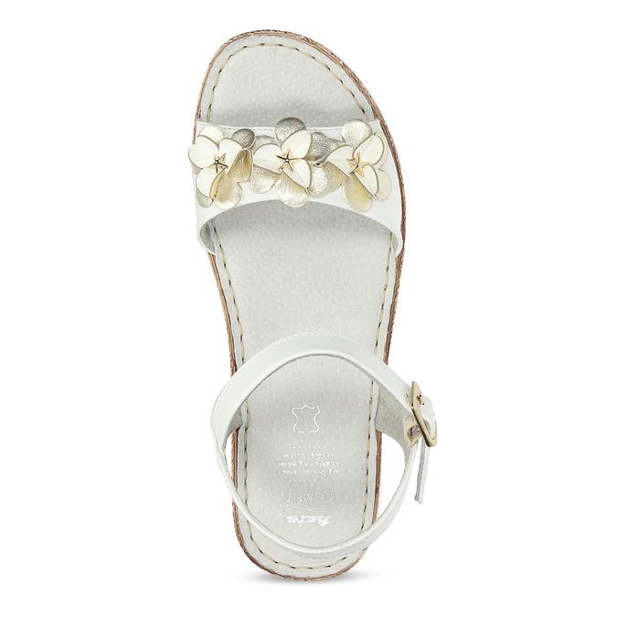 6641601 bata, biały, 664-1601 - 17