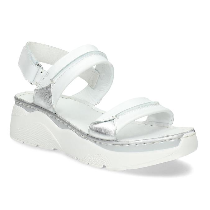 6641603 bata, biały, 664-1603 - 13