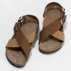 3614100 birkenstock, brązowy, 361-4100 - 16