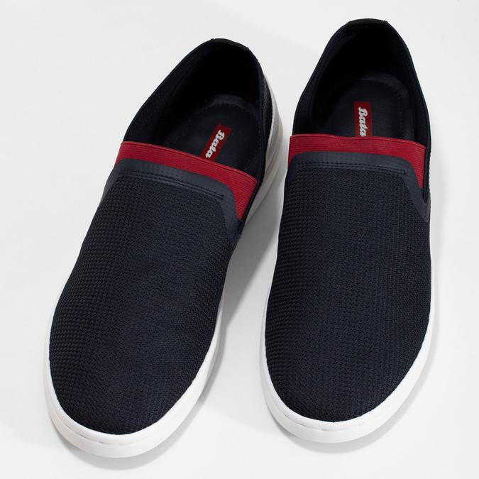 8399604 bata-red-label, niebieski, 839-9604 - 16