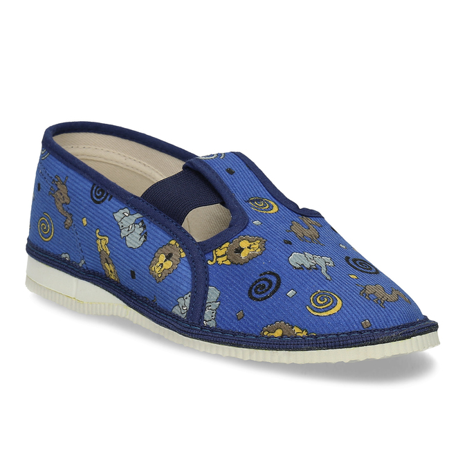3799616 bata, niebieski, 379-9616 - 13