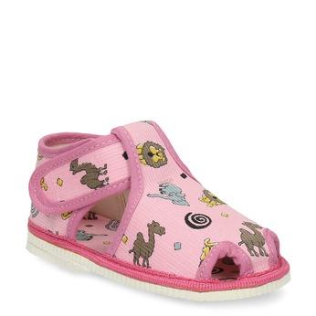 1795630 bata, różowy, 179-5630 - 13
