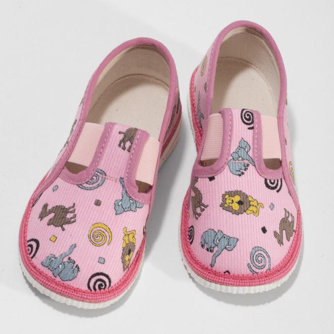1795631 bata, różowy, 179-5631 - 16