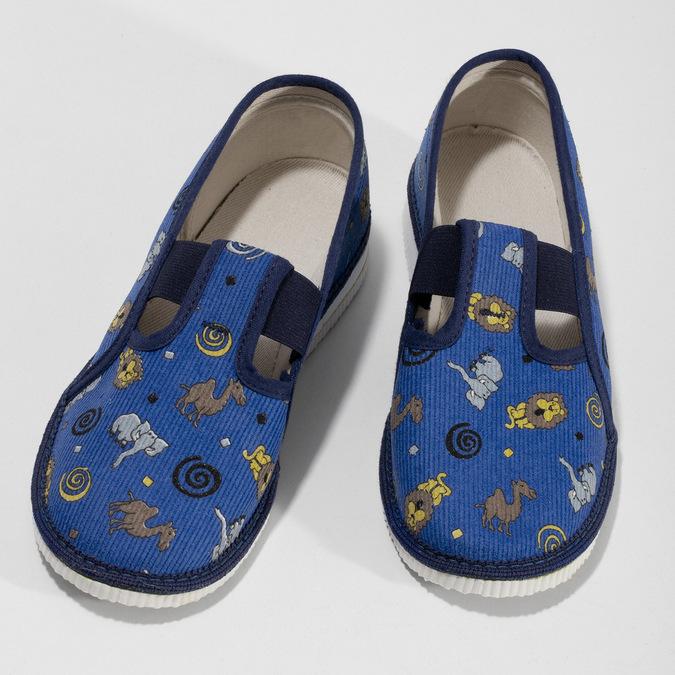 3799616 bata, niebieski, 379-9616 - 16