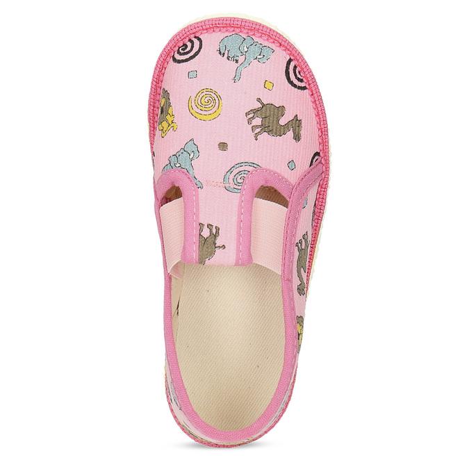 1795631 bata, różowy, 179-5631 - 17