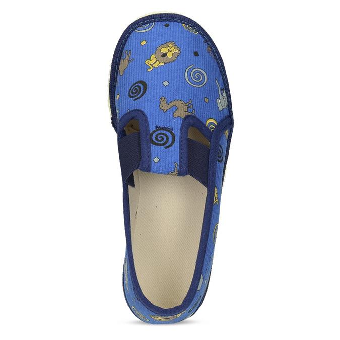 2799619 bata, niebieski, 279-9619 - 17