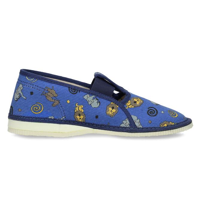 3799616 bata, niebieski, 379-9616 - 19