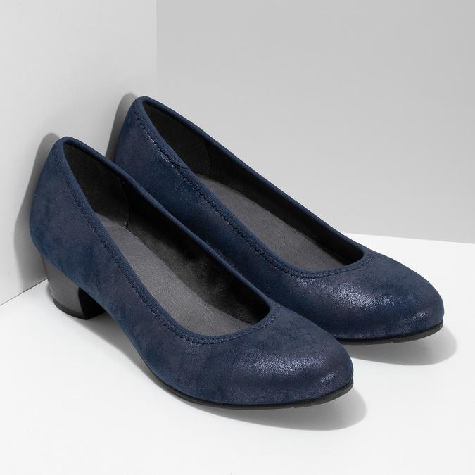 6299601 bata, niebieski, 629-9601 - 26