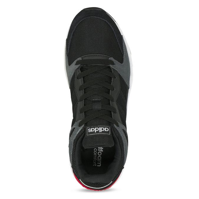 8096237 adidas, czarny, 809-6237 - 17