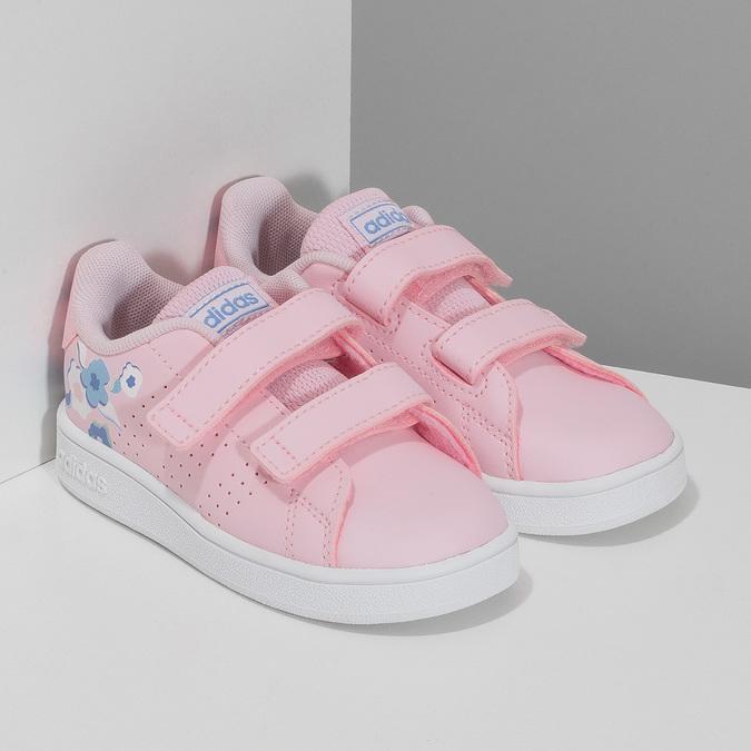 1015290 adidas, różowy, 101-5290 - 26