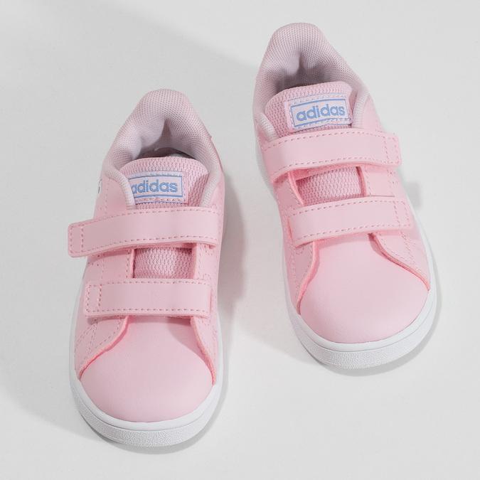 1015290 adidas, różowy, 101-5290 - 16