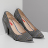 7292600 bata-red-label, szary, 729-2600 - 26